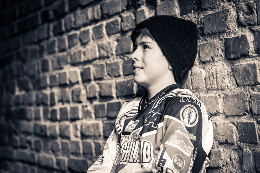 Sportlerportraits Motocross