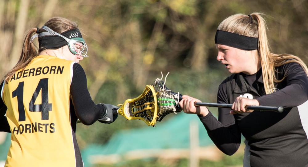 Lacrosse bei den Schwarz-Weiß Cologne Indians