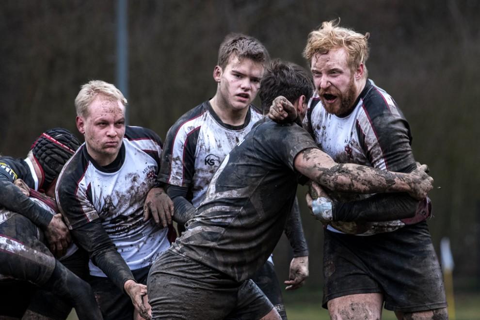 Rugby Köln II gegen Solingen