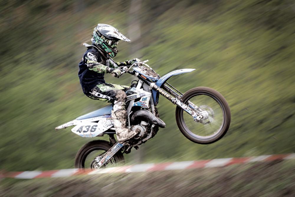 Motocross in Euenheim, Billiger Wald am 1. Mai 2016