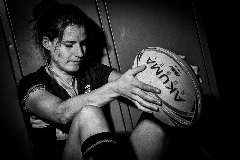 Sportportrait Rugby