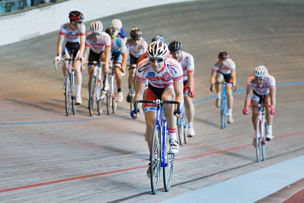Sommerbahnmeisterschaft im Radstadion Köln