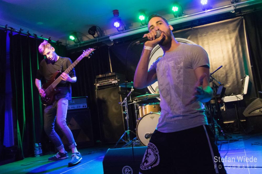 Musiknetzwerk bringt Hardcore nach Bonn
