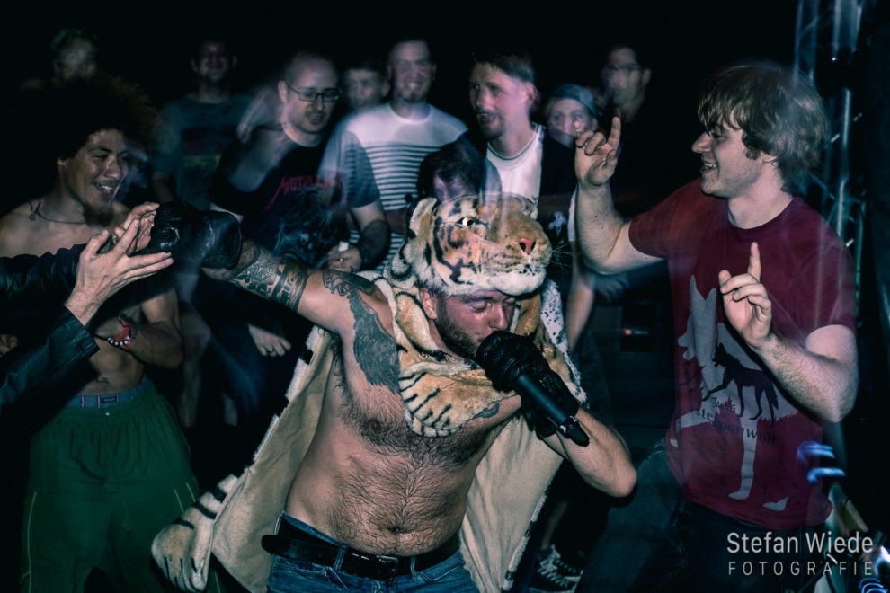 Tigersnakes of Death