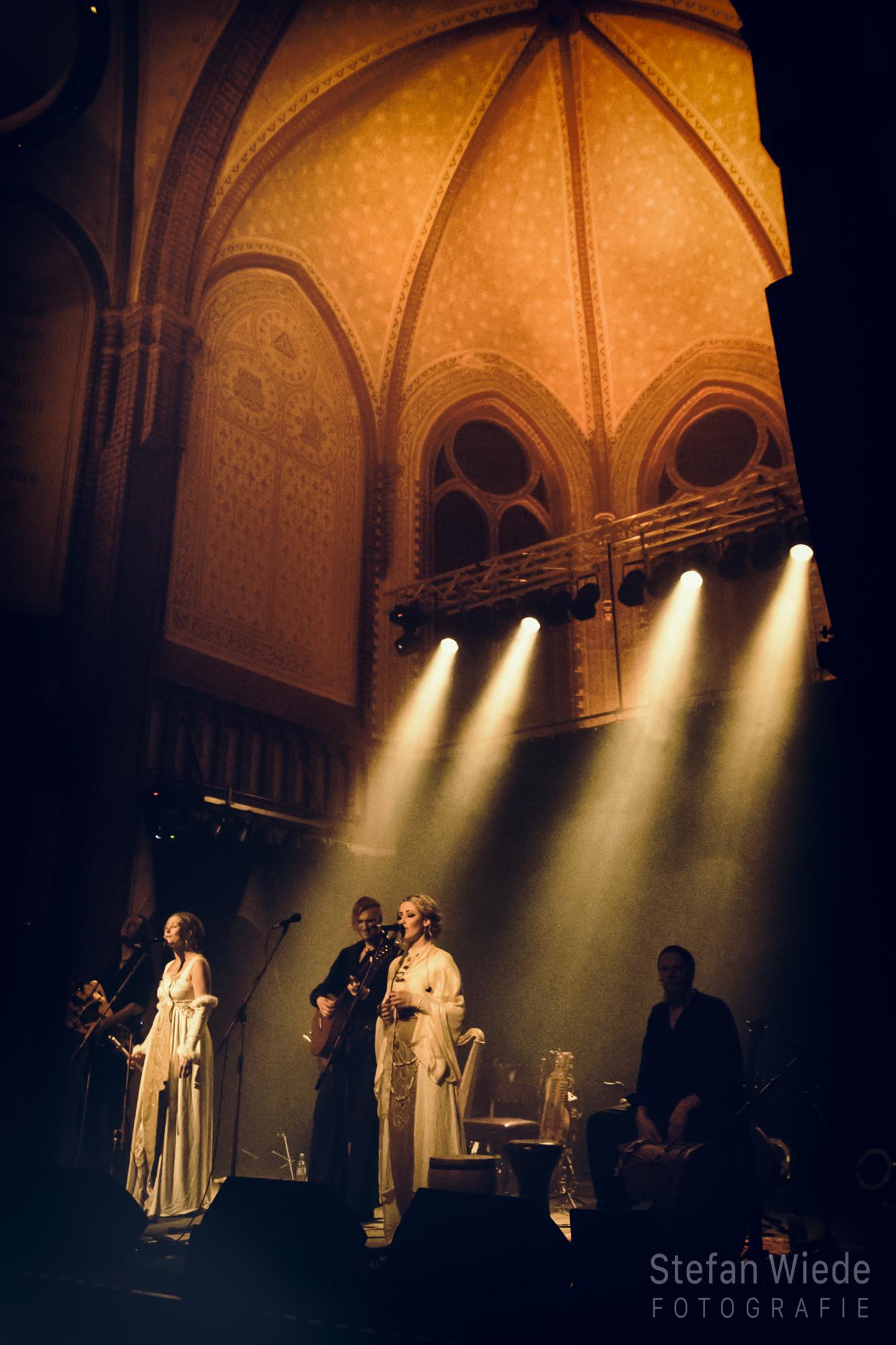 Faun in der Kulturkirche Köln fotografiert von Stefan Wiede