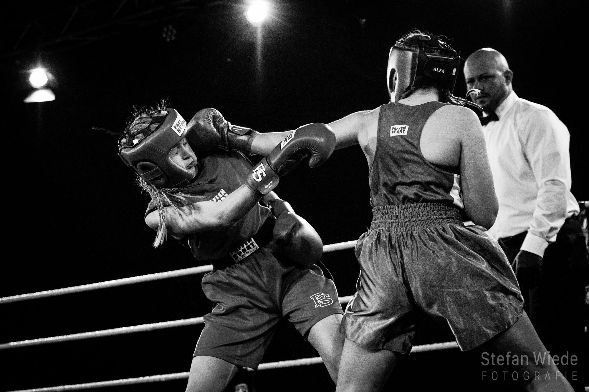 Fotografie Boxen Sport
