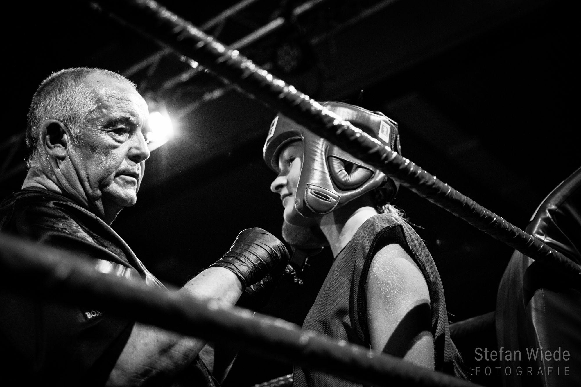 Sportfotografie Boxen Sarah Liegmann