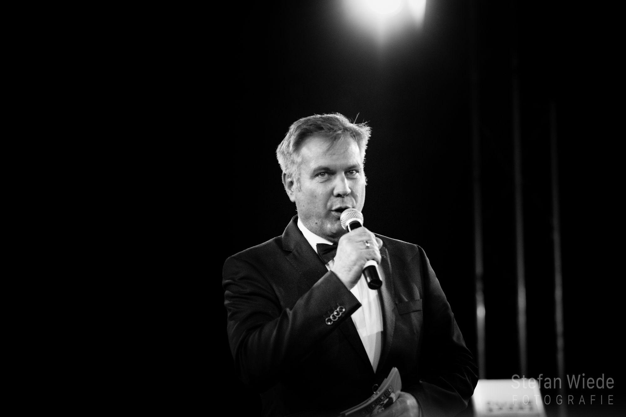 Andreas Rietz moderiert