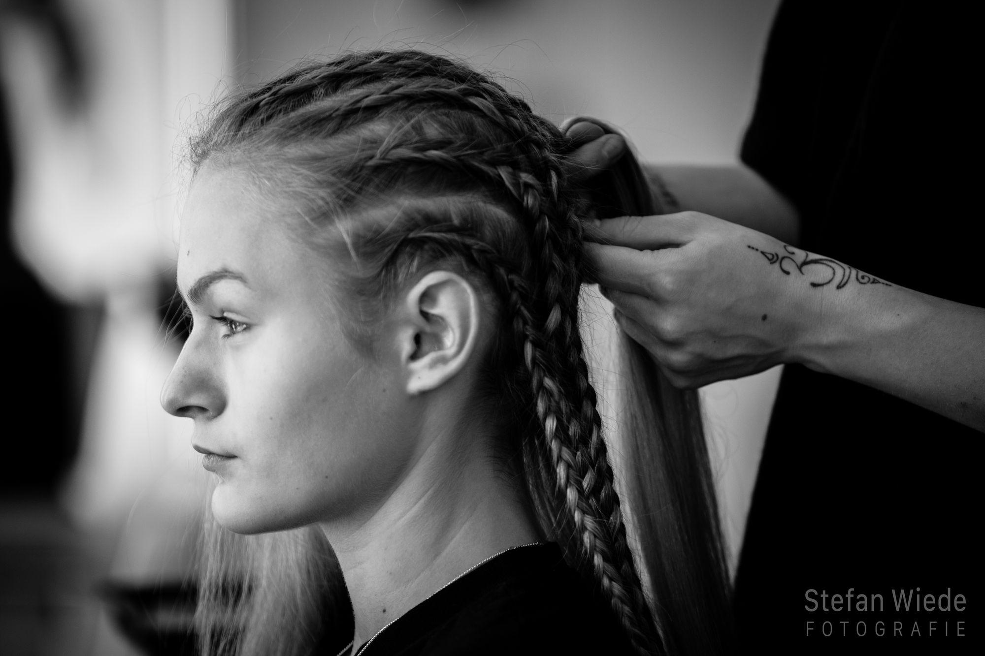 Boxerin Sarah Liegmann - Sportfotografie Stefan Wiede