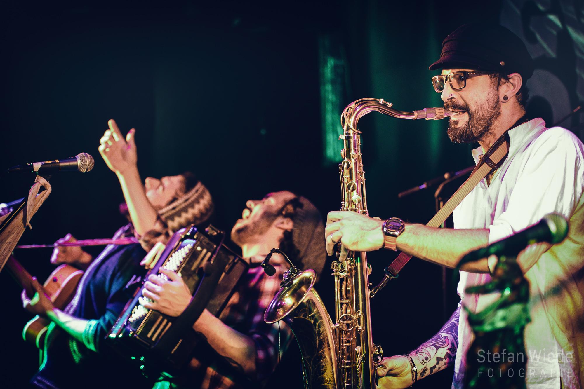 Gypsy Ska Orquesta am 29. März im Kult41