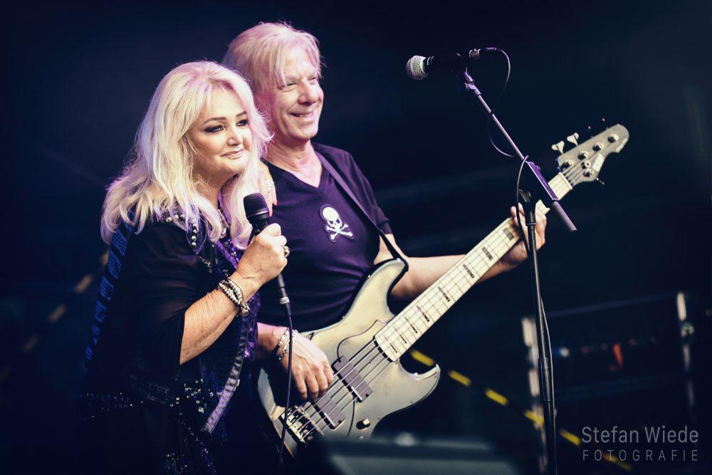 Bonnie Tyler und Bosstime