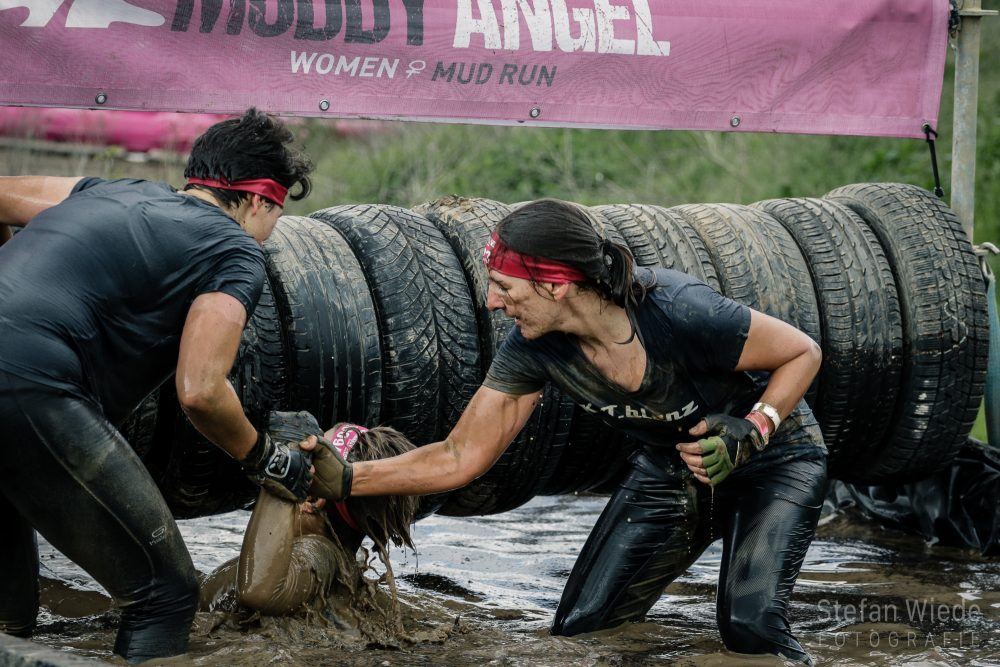 Muddy Angel Run 2019 in Bad Hönningen