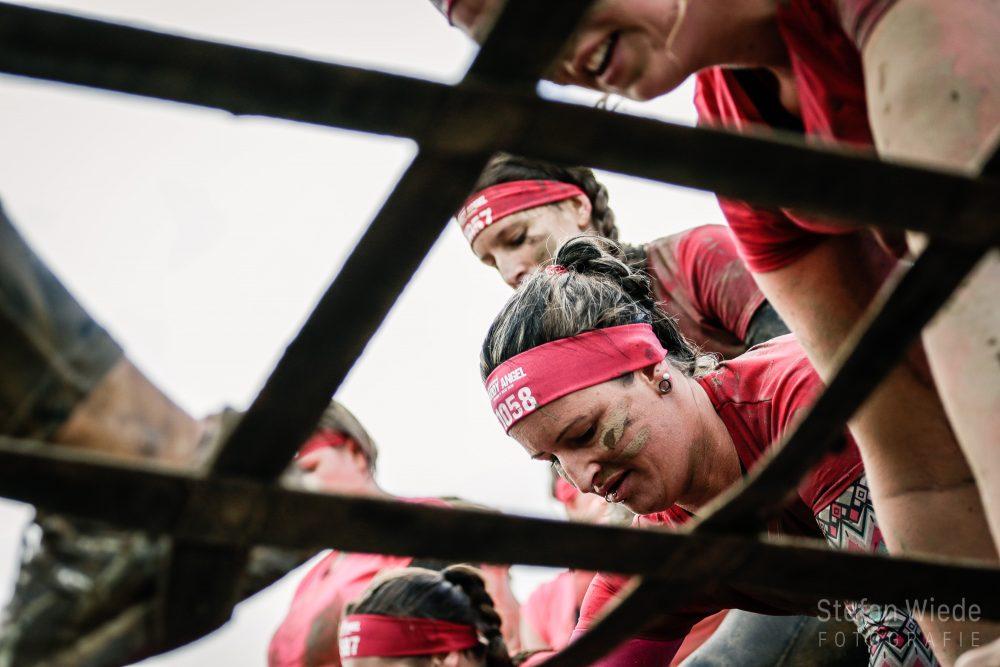 Keine Angst beim Muddy Angel Run 2019