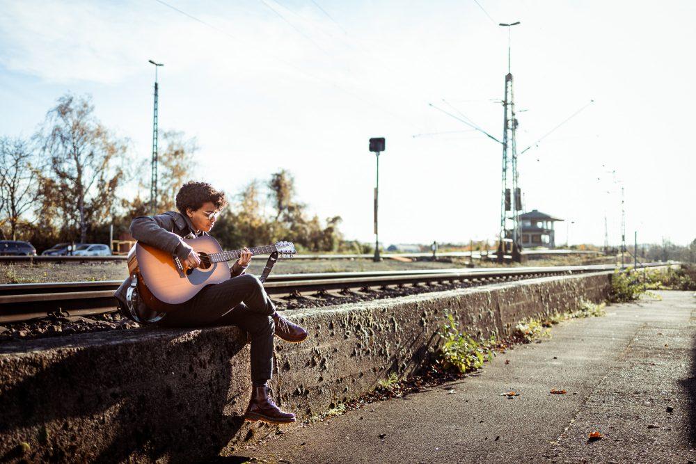 Portraitaufnahme Selo von Stefan Wiede