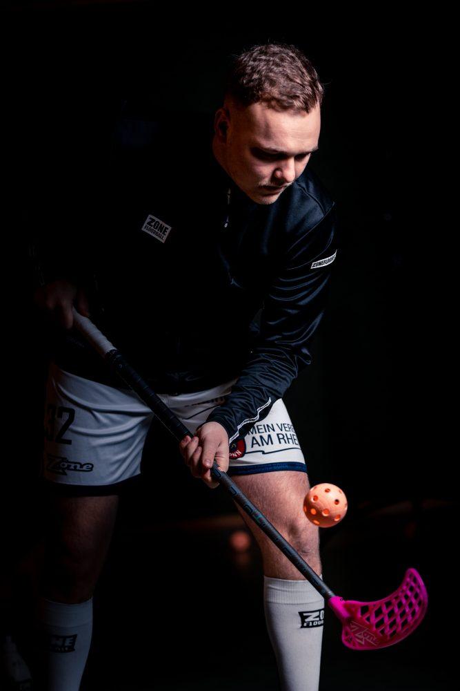 Florian Weißkirchen Floorball