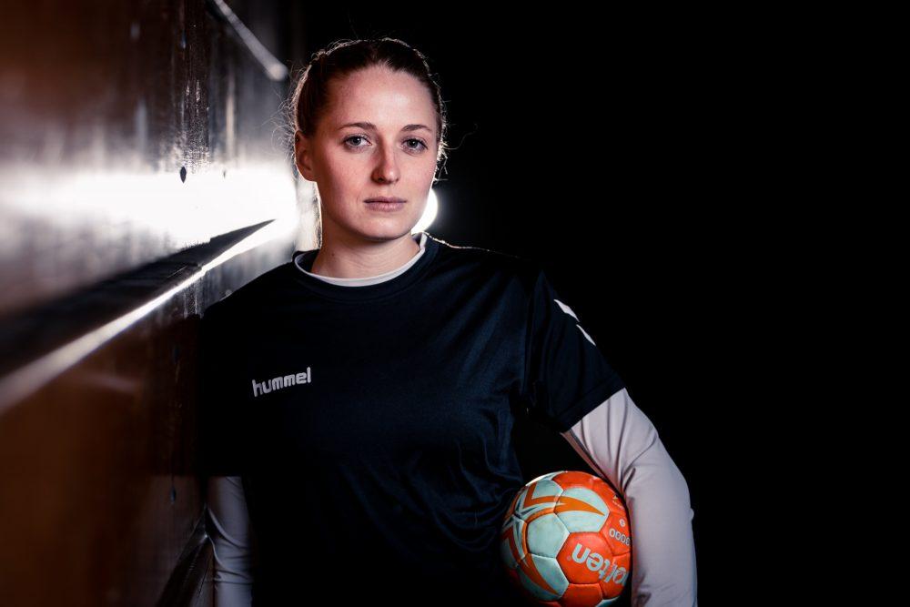 Handball Sportportrait
